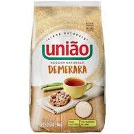 Açúcar Demerara Naturale União - 1kg