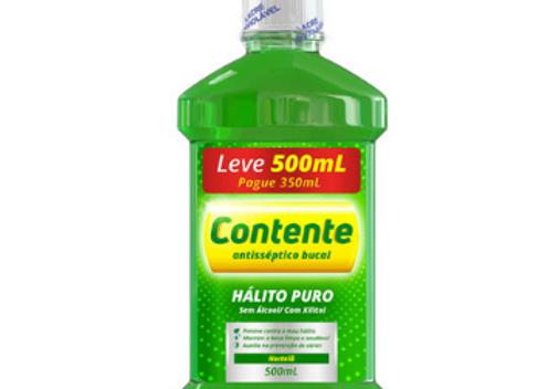 Anti Séptico Contente Halito Puro (Verde)
