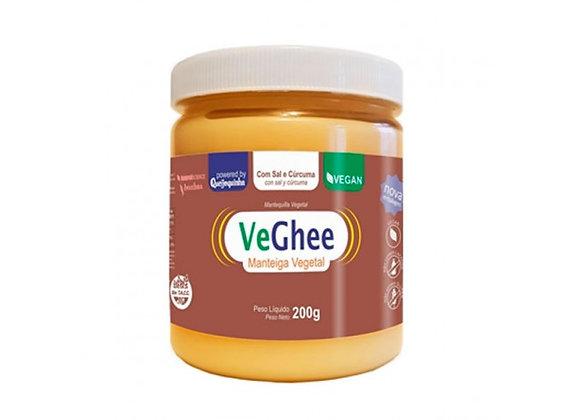 Manteiga Vegetal Veghee com Cúrcuma