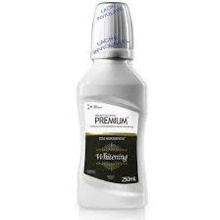 Enxaguantorio Bucal  Premium Whitening  com  Hidroxi-Apatita e Carvao Ativado