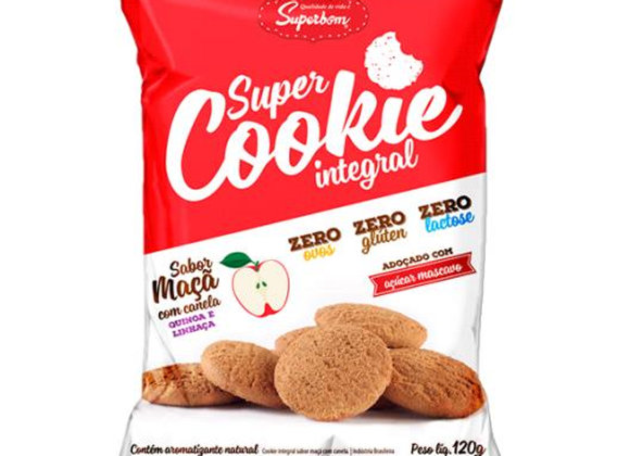 COOKIE MACA CAN INTEGRAL 120G