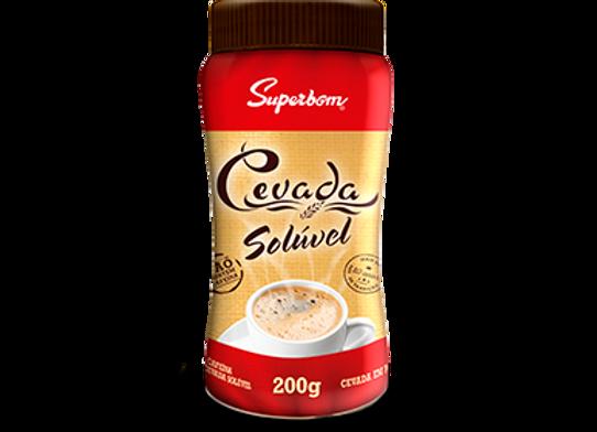 CAFE CEVADA SOLÚVEL 200G