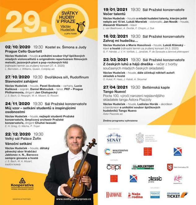 Program 29. ročník