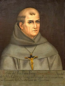 Saint Junipero Serra, Our Patron