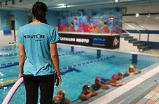 Alice Bugatto nuoto fitness istruttore piscina tavagnacco feletto