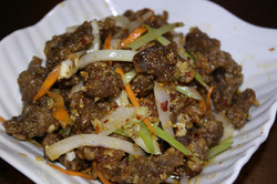 Ginger Hot Beef