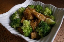 Fish Fillet with Bean Curd