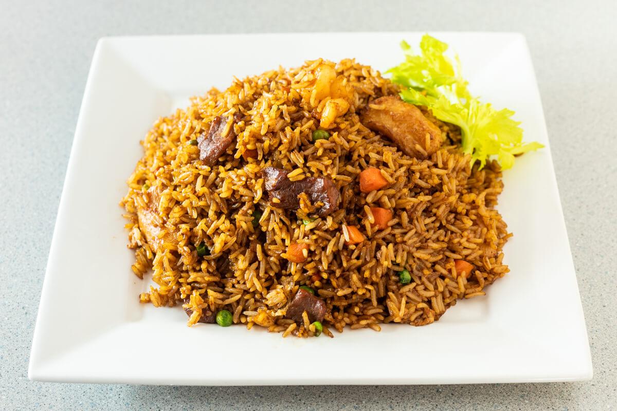 MC Fried Rice