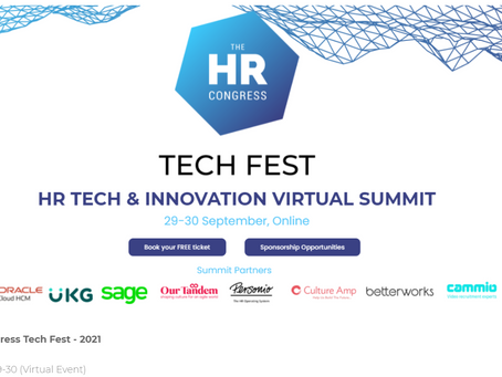 David Swanagon to Speak on Ethical AI and People Analytics at the 2021 HR Congress TechFest