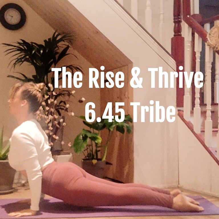 The Rise & Thrive, 6.45 Tribe