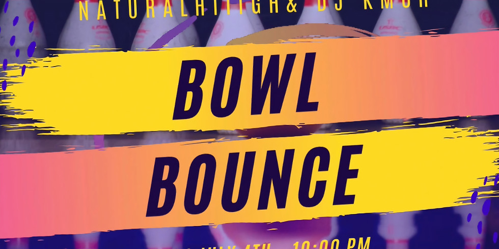 Bowl Bounce in the Arcade Bar