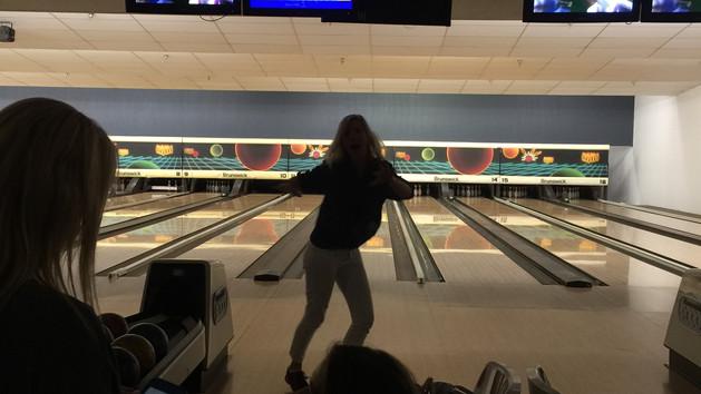 Bowling a strike at Bowlski's