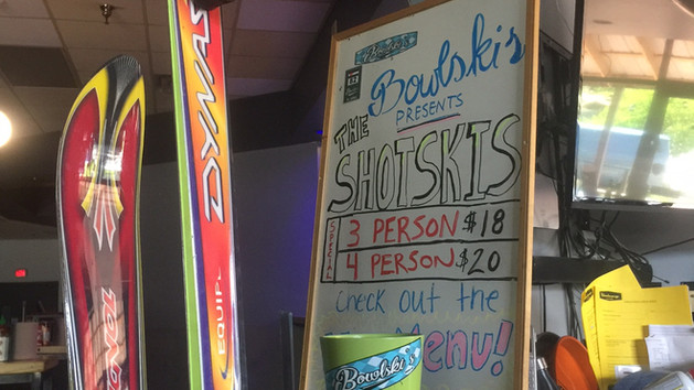Shotski's at Bowlski's