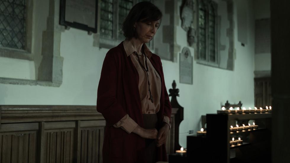 The Last Rite, supernatural horror film