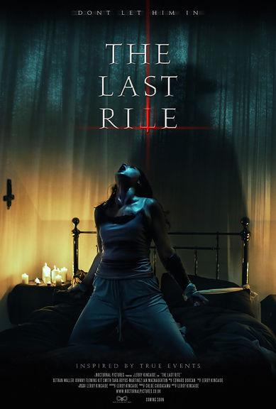 The Last Rite Movie, supernatural horror film