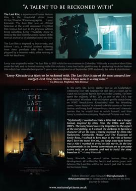 Scream Magazine Write up