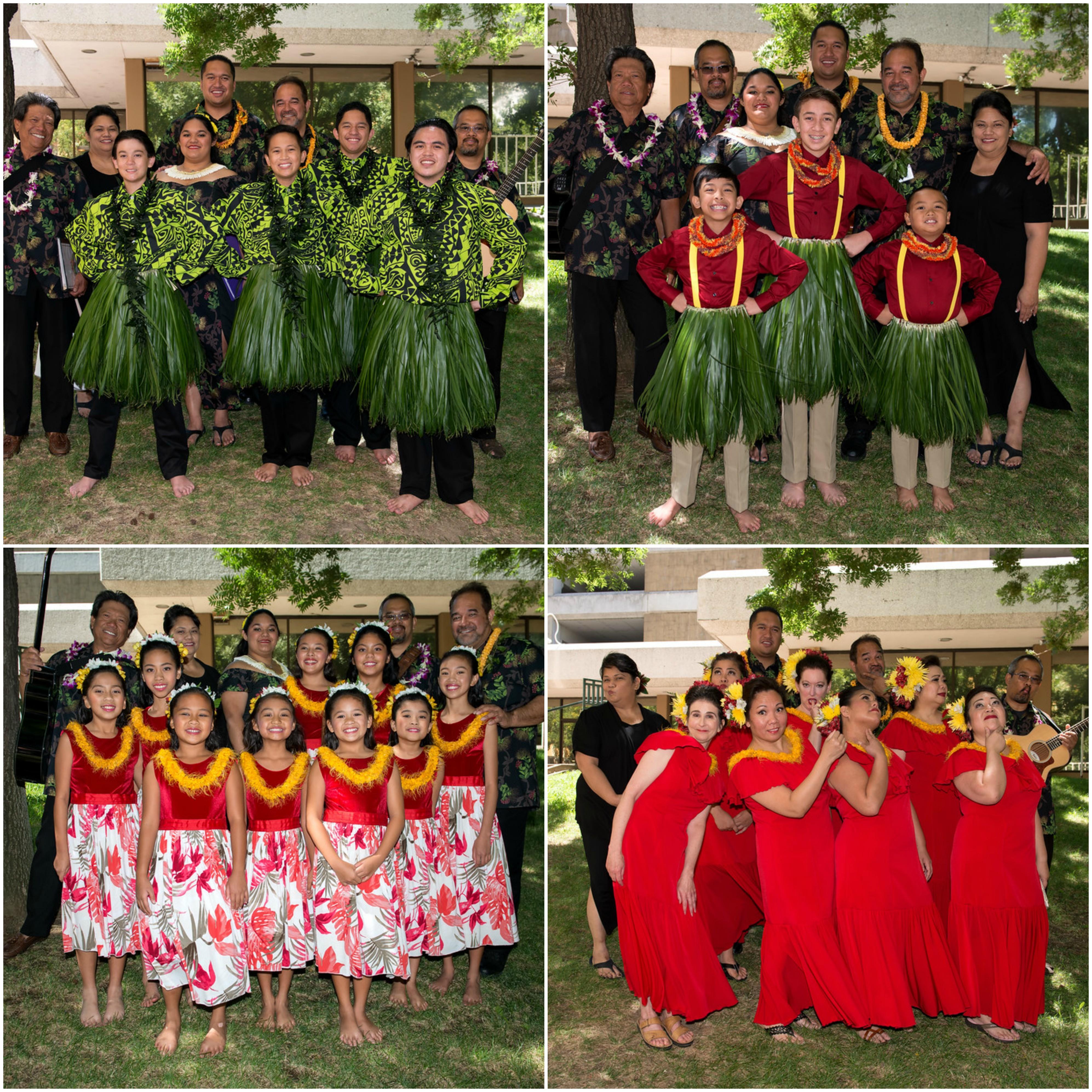 George Na'ope Hula Festival