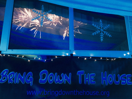 Happy New Year from Bring Down the House!!