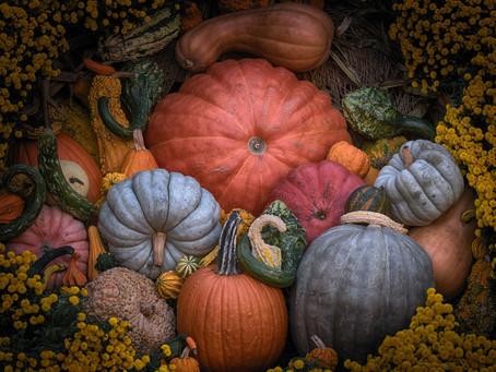 Thankful - October 11, 2020