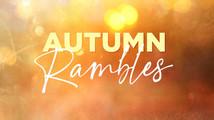 Autumn Rambles Virtual Retreat
