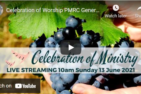 Virtual Sunday Service - June 13, 2021