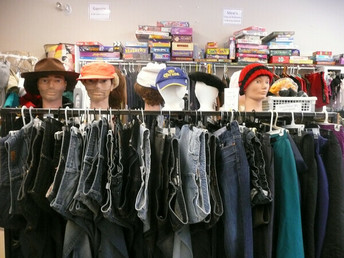 Winfield United Thrift Shop has been nominated