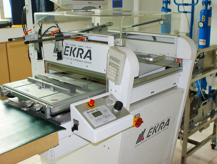 EKRA Silk Printer
