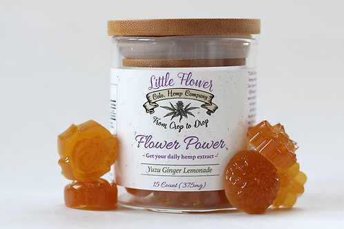 Flower Power Gummies (500 mg)