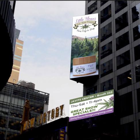 Time Square Billboard