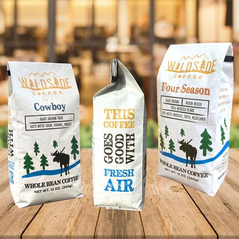 Logo & Coffee Packaging