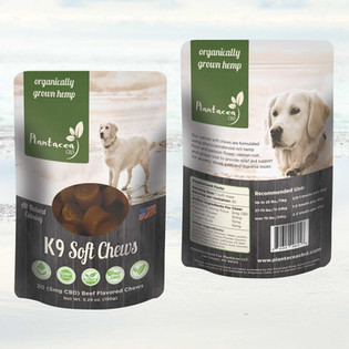 Dog Treat Packaging