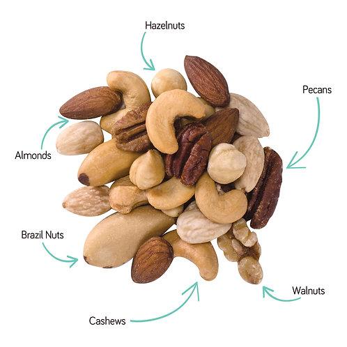 MIXED NUTS FANCY