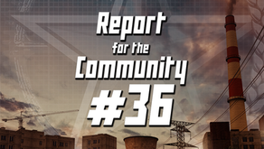 Report for the Community #36