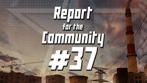 Report for the Community #37