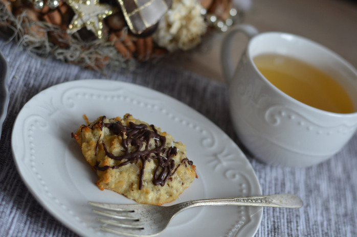 Fit marokánky nielen na Vianoce (bez lepku, bez cukru a vajec)