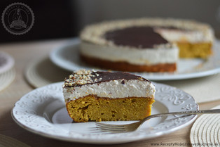 Hokkaido torta s vanilkou