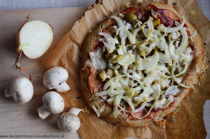 Kvásková pizza Hocičo