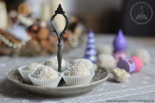 Kokosové guľôčky (bez laktózy a vajec)