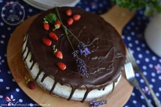 Čokoládová torta pre Aminku