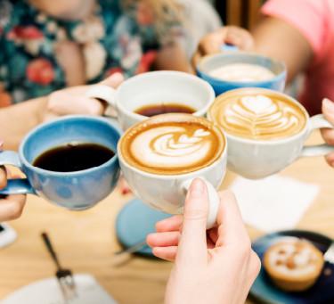 寡黙な職人にコーヒーブレークを