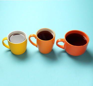 贅沢三昧にはコーヒー3杯