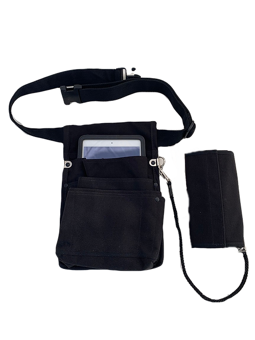 Side Pouch Set For Mini Ipad / BA 279