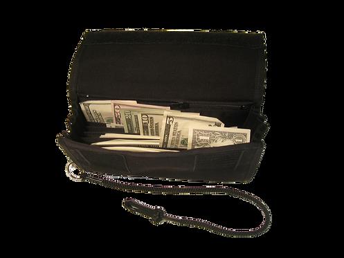 Large Velcro Closure Slot Wallet / SW110