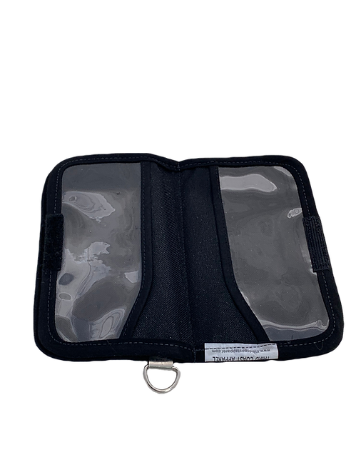 Clear Surveillance Slot Wallet / SW220