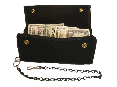 Snap Closure Slot Wallet / SW 120