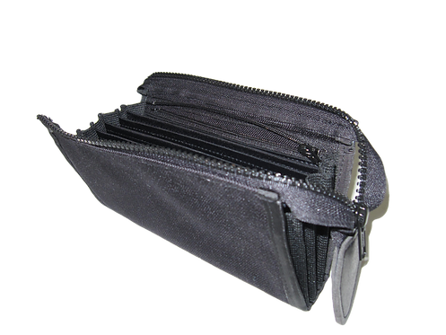 Compact Zipper Slot Wallet / SW 205