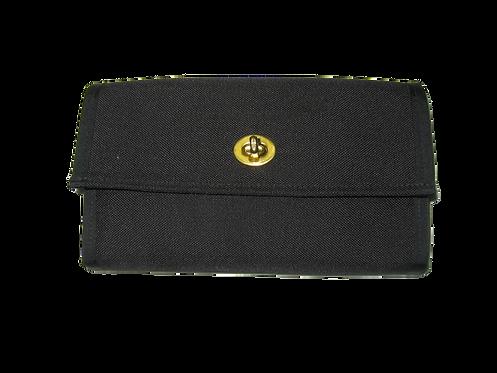 Brass Turnbuckle Slot Wallet / SW 130