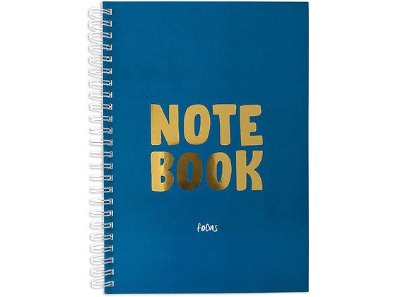 """Cuaderno """"Notebook focus"""""""