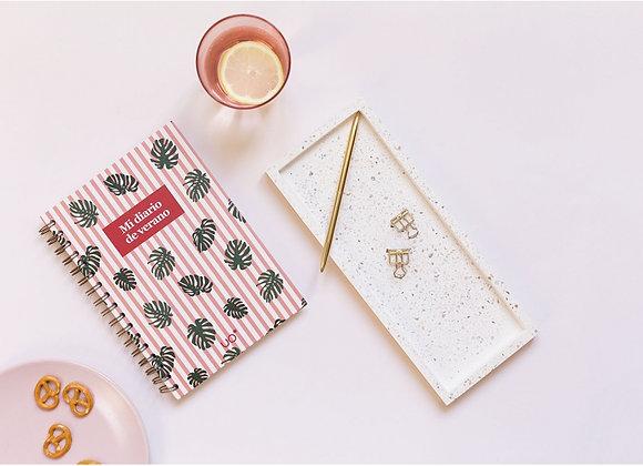 """Cuaderno """"Mi diario de verano"""""""