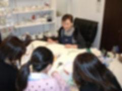 教室 Atelier-syoko 九嶋祥子